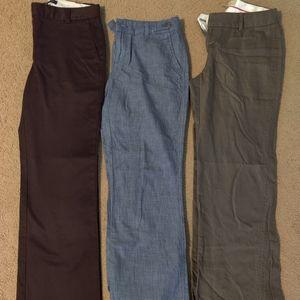 6 pairs of pants sz 2
